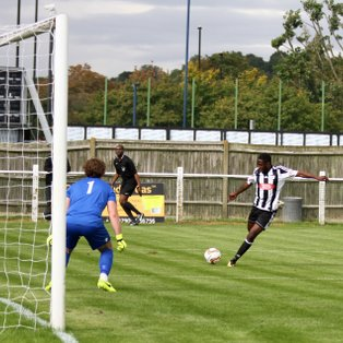 Hanwell Town 0 Enfield Town 0