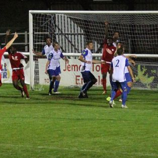 Enfield Town 5 Hanwell Town 0