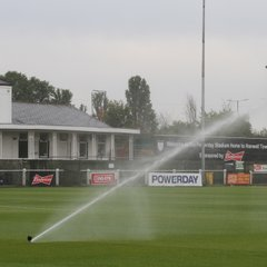 New Pitch and Irrigation