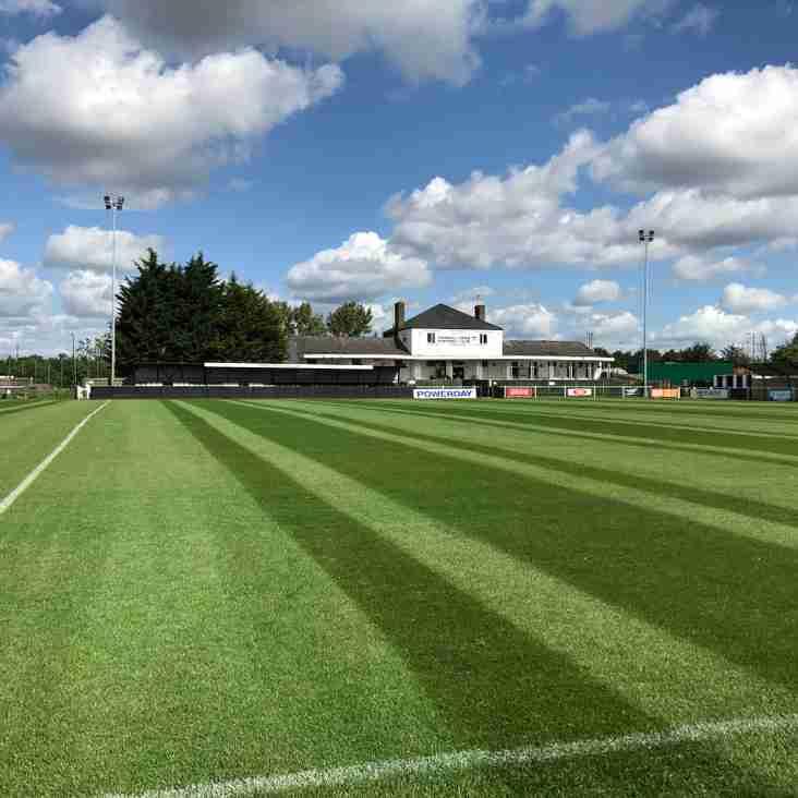Hanwell Town  FC  - Finalist in Prestigious IOG Awards 2018