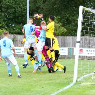 North Leigh 2-4 Hanwell Town