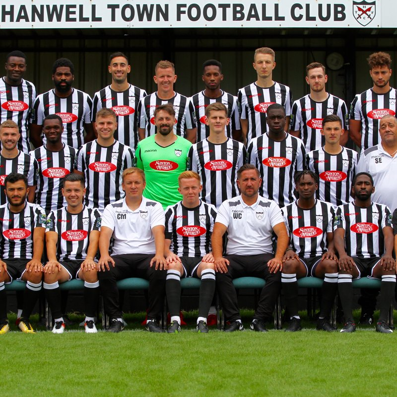 Northwood 2 Hanwell Town 2