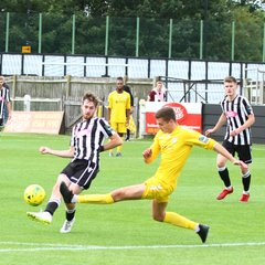 Hanwell Town v Potters Bar  FA Cup