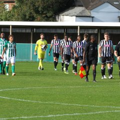 VCD Athletic v Hanwell Town