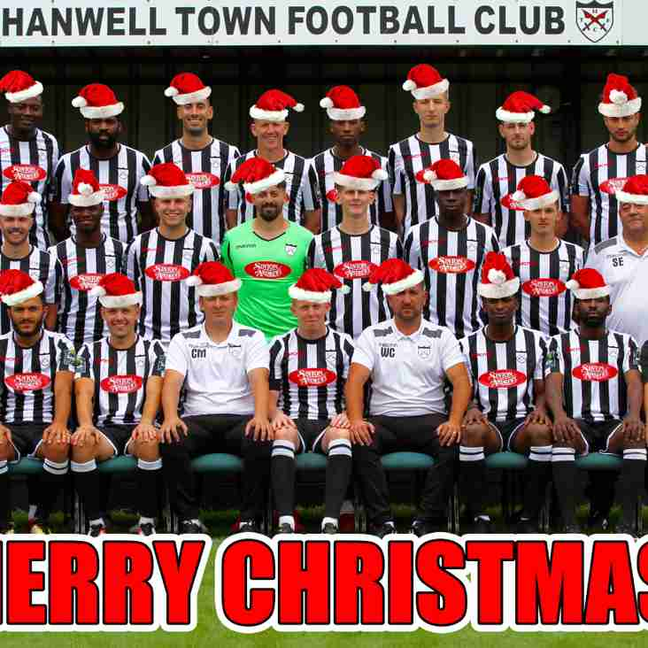 Hanwell Town FC Christmas Message