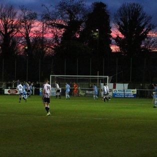 Hanwell Town 1 Hayes & Yeading Utd 9
