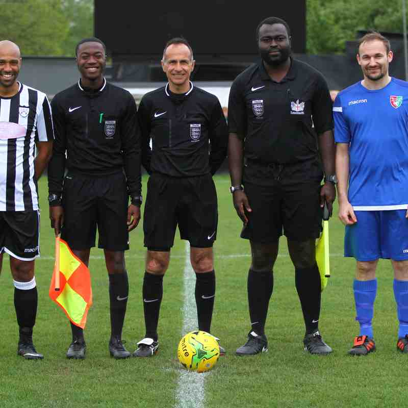 Hanwell Town v Chalfont St Peter