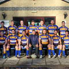 Amber and blues stun second place Blandford