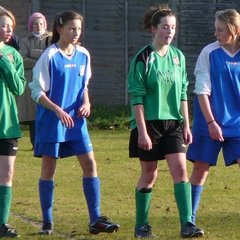 Sawston & Stortford ( U13 & U14) March & December 2010