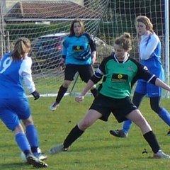 Sawston & Stortford ( U15) - December & February 2011