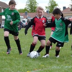Sawston Girls FC - U9 Development Festival- May 2013