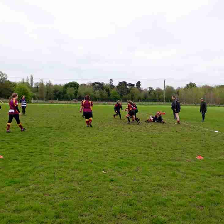 These Banbury Girls Can! - By Esme L  (player)
