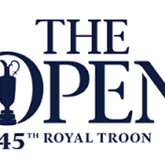 Open Golf - access to clubhouse