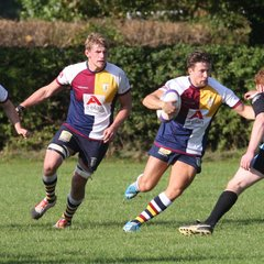 Quins V Witney Saturday 26 September 2015. Photos kindly supplied by Steve Wheeler http://www.stevewheelerphotos.co.uk/