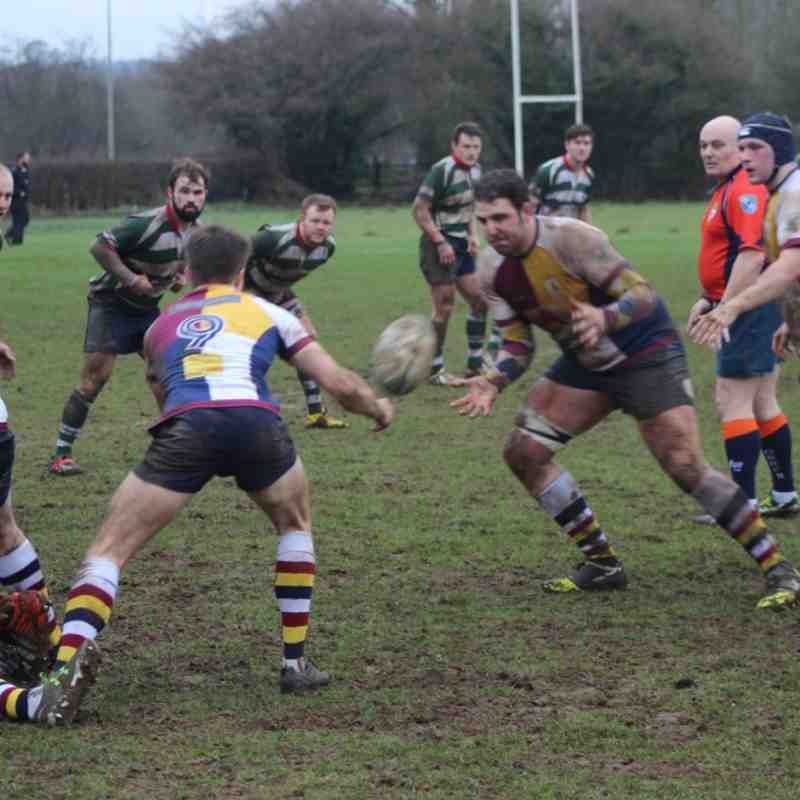 Quins V Reading Jan 7 2016 Photos Courtesy of Tom Graham