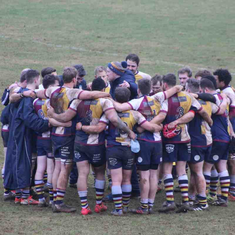 Quins vs Banbury