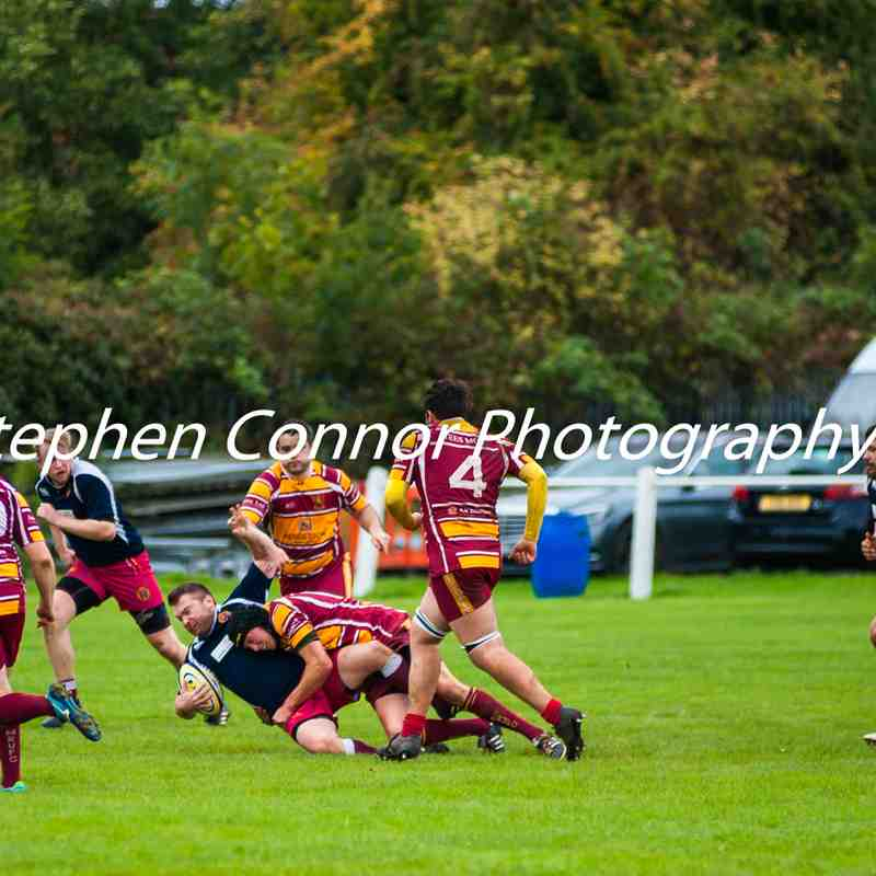 Wheatley Hills (23) v Middlesbrough (24) 24th September 2017  Photography By Stephen Connor