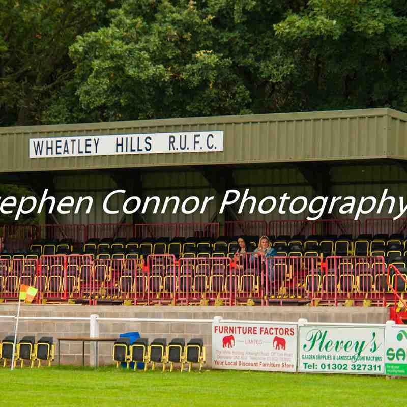 Wheatley Hills (23) v Middlesbrough (24) 24th September 2017