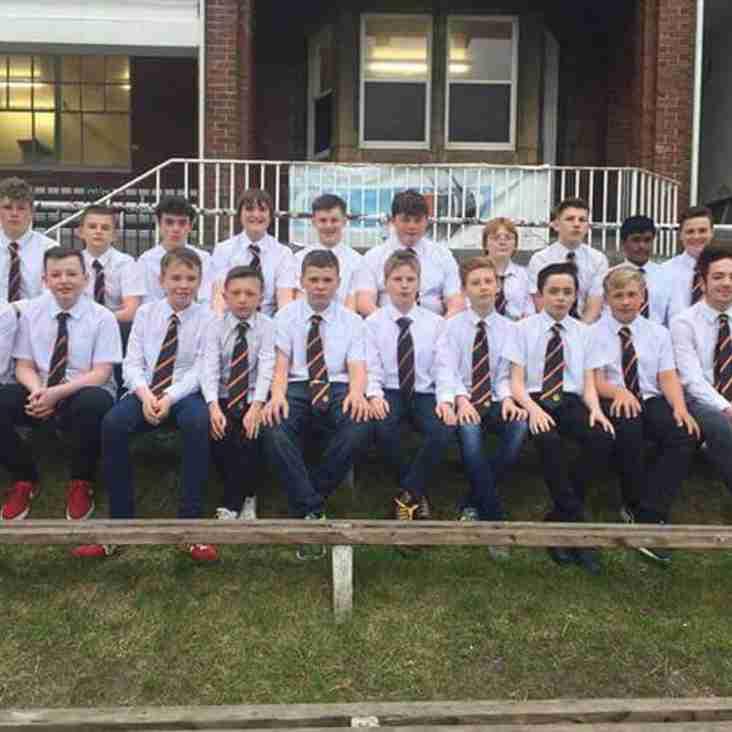 Pre-season news for U13s heading into U14s