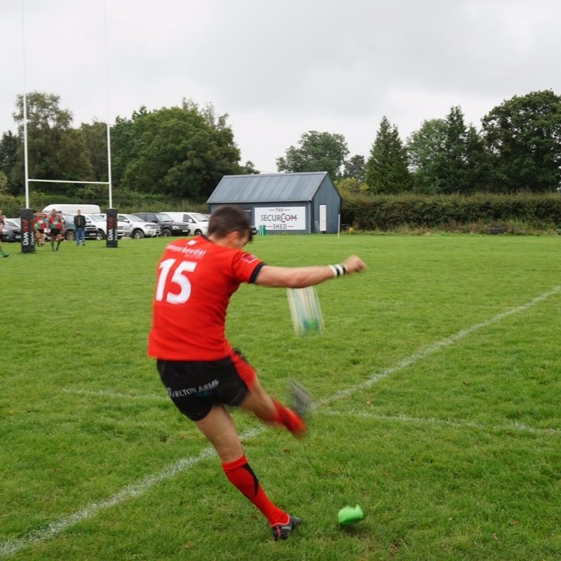 Game against Harborne, Six Nations, RFU draw tickets