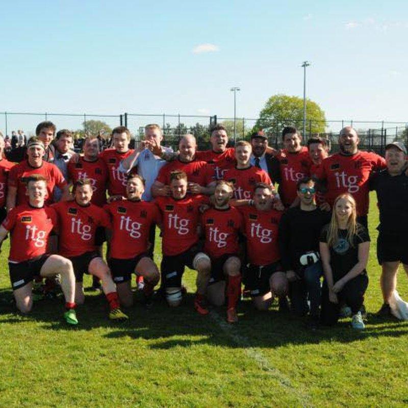 1st XV lose to Tamworth 43 - 19
