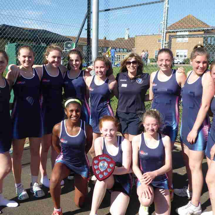 U14 OFF TO NATIONALS MAY 27/28th May