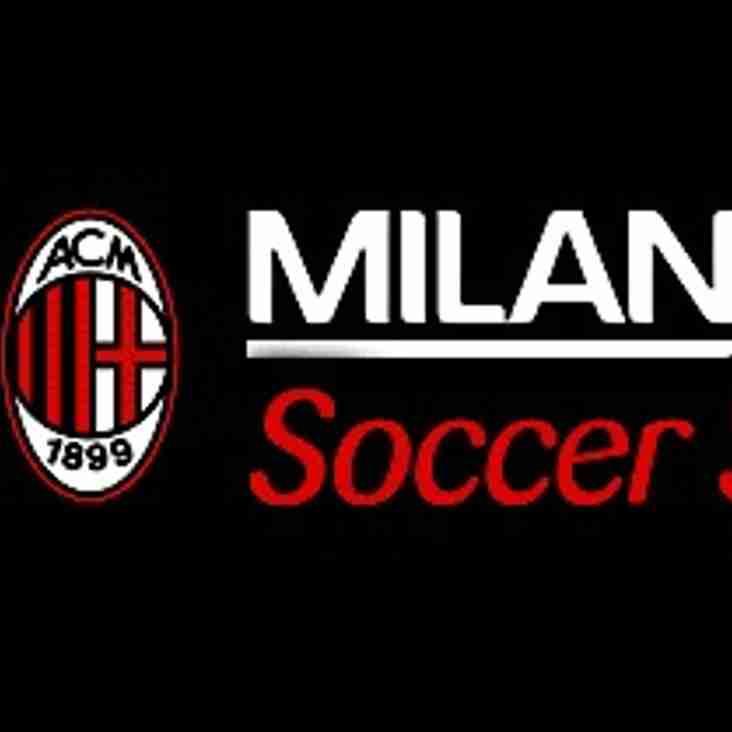 AC Milan Camps Update