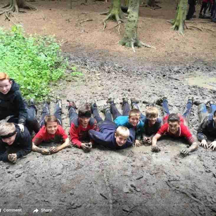Muddy Team Building