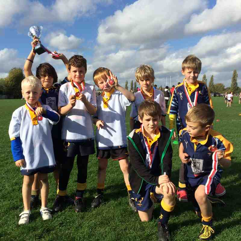 U8 B Team @ Rosslyn Park, 19 Oct 14