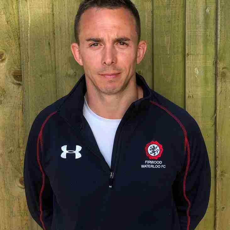 Firwood Waterloo Ladies announce new Head Coach