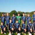 Leek Town U16 beat Silverdale Athletic U16 1 - 4