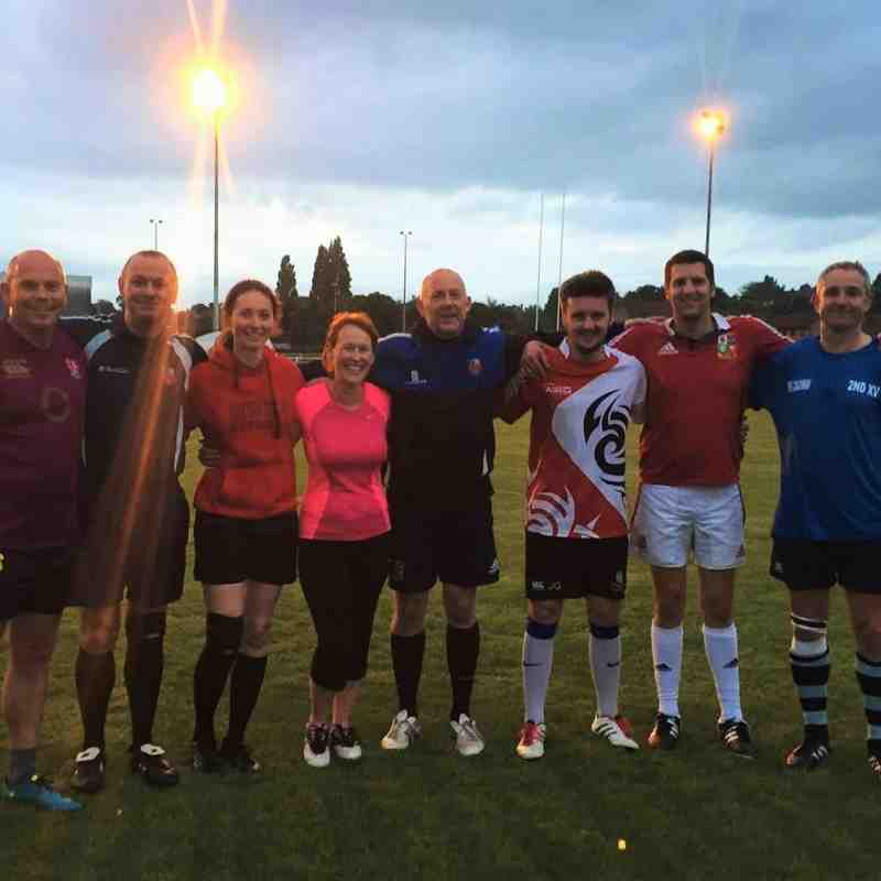 Mixed Touch Tournament Chester7s 2016