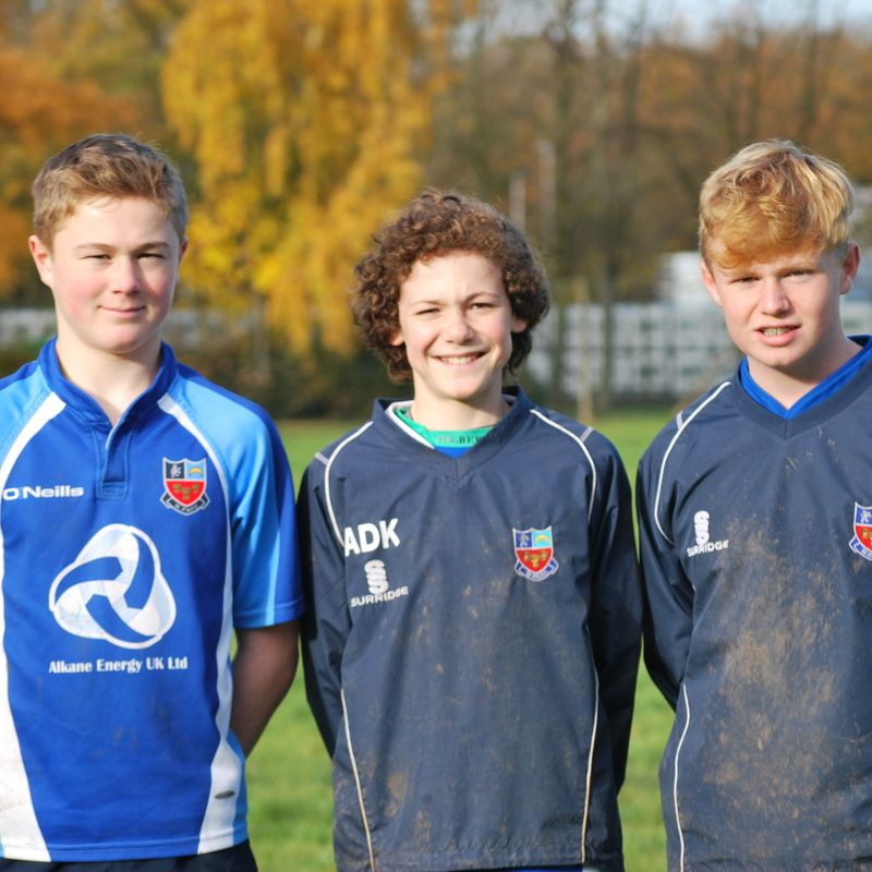 Winnington Park U14s players selected for Sale Sharks DPP