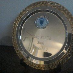WPRFC U14s 2018 Cheshire Plate Winners