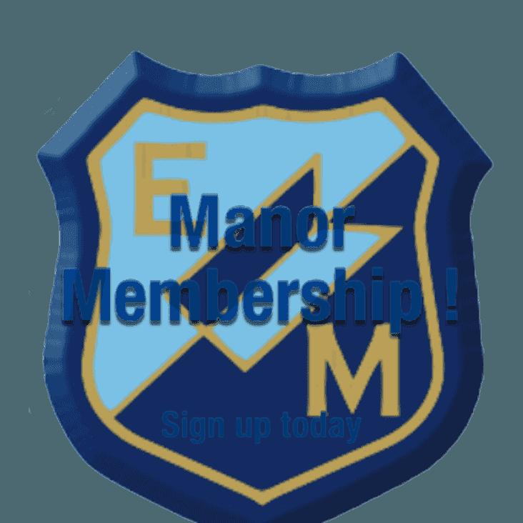 2018/19 Membership Opens 1st August 2018