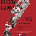 Saracens Summer Rugby Camp 2018 @ Eton Manor RFC
