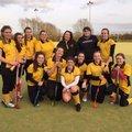 Ladies Third XI beat Broxbourne 4 1 - 0