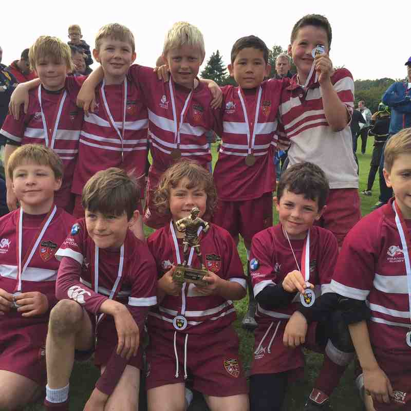 A&C U9 Winners at Maidenhead Sunday 11th October 2015