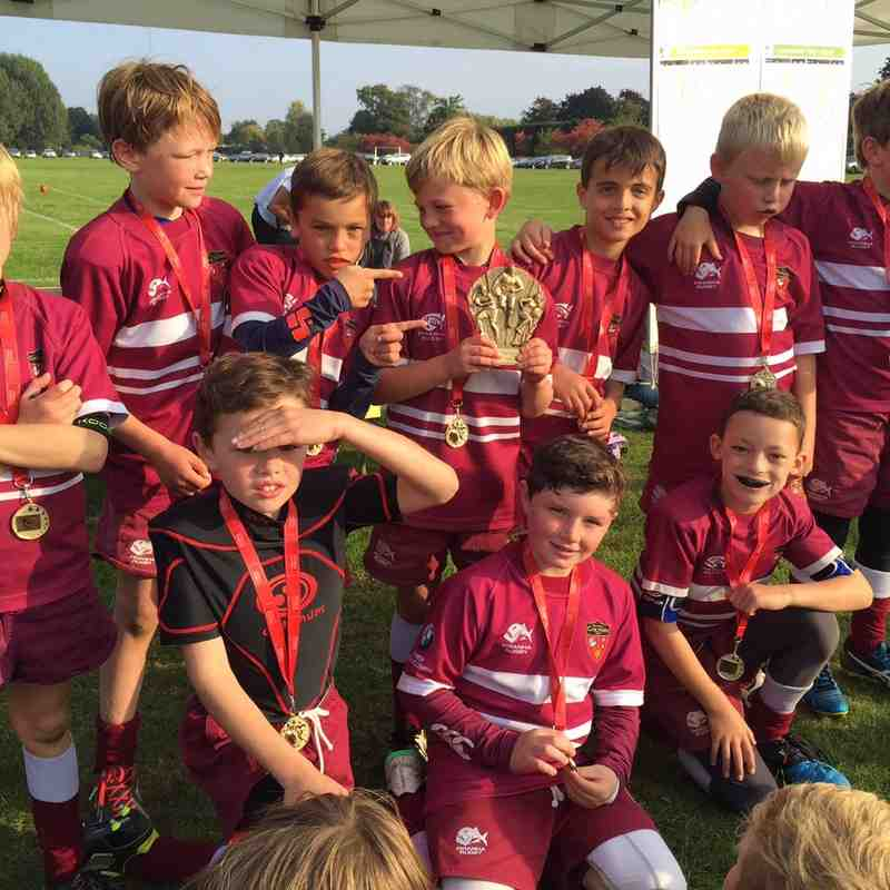 A&C U9 Windsor Winners Sunday 4th October 2015