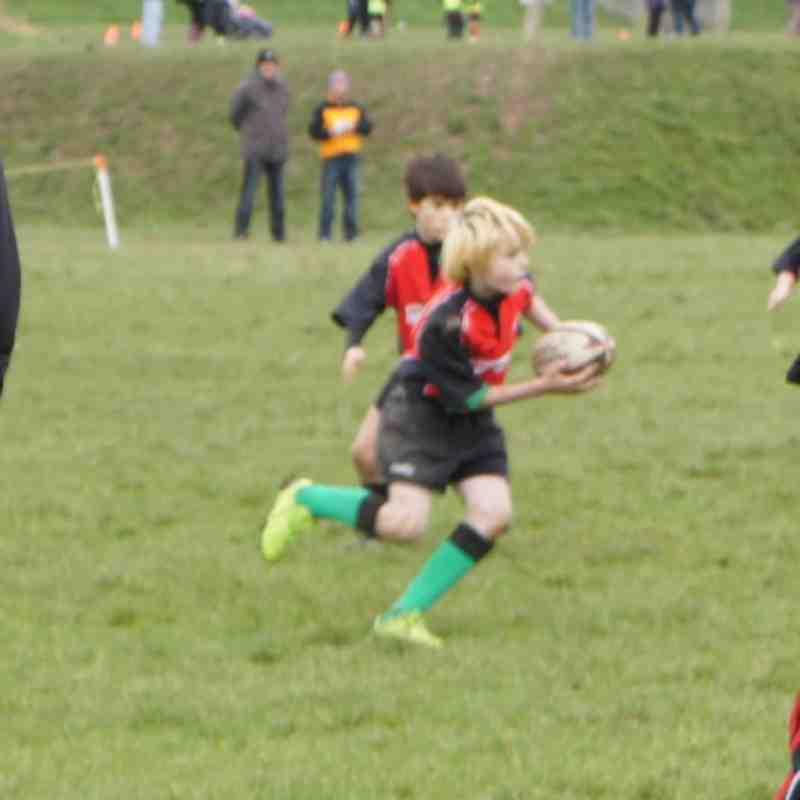 Sharks V Ivybridge U11;s