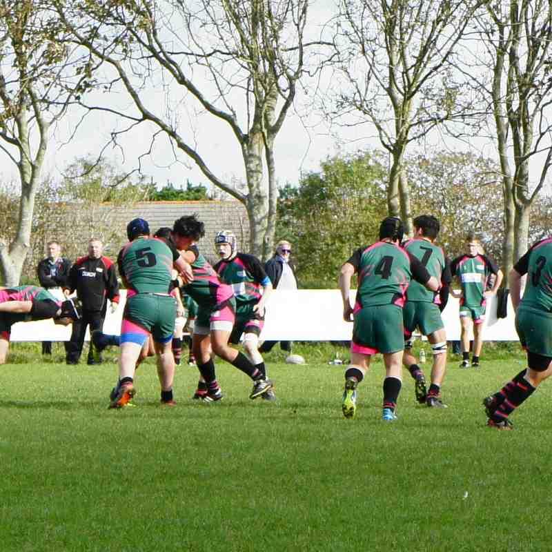 Sharks U16's V Helston