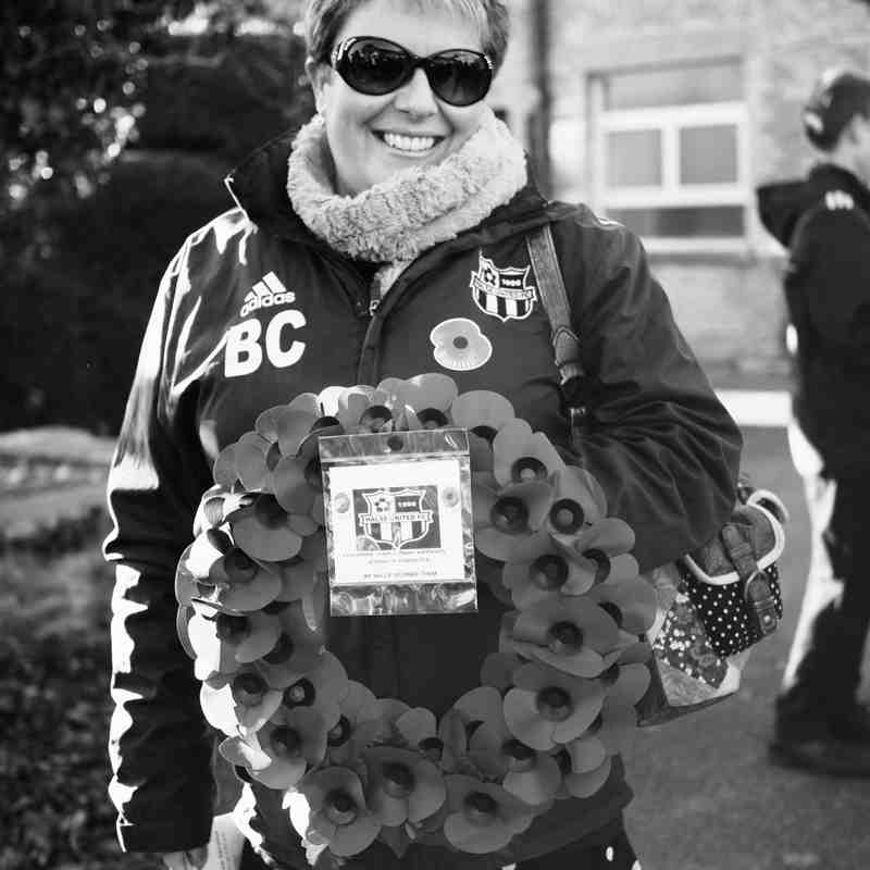 Remembrance Day Parade 12112017