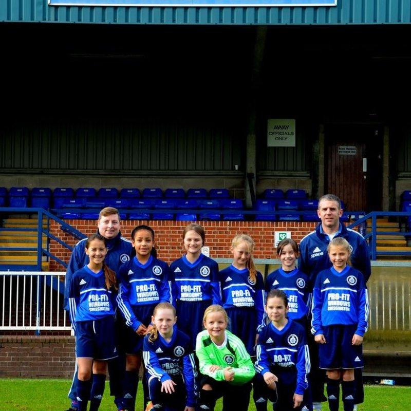 Crystal Palace Ladies FC Blues 1 - 2 Metropolitan Police FC