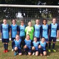 U13 Girls lose to Cobham Village Club Girls FC 2 - 1