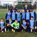 U12 Blues beat Oxshott Royals Athletic 0 - 2