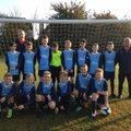 U13 Whites beat Stoneleigh Athletic 0 - 3