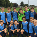 U12 Reds beat Kingston Town Rovers 10 - 0