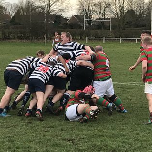 2s Had Rasen on the Ropes in the First Half But Go Down to Sucker Punch in the Second