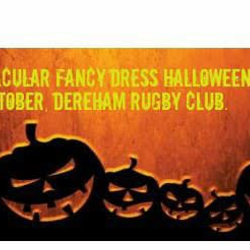 Dereham Rugby Club Halloween Party