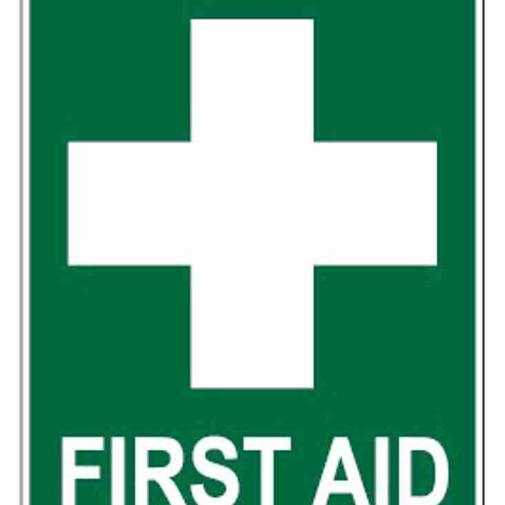 First Aid morning - Dads and Grandads